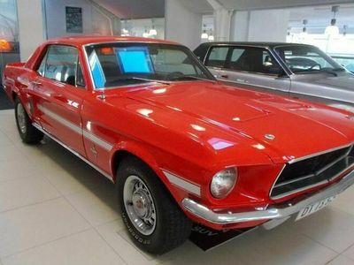brugt Ford Mustang 4,7 V8 289 cui GT/CS Aut