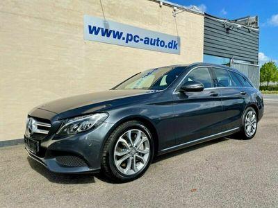 brugt Mercedes C350e 2,0 Avantgarde stc. aut. 5d