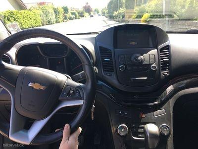 brugt Chevrolet Orlando 2,0 VCDi LT 163HK Aut.