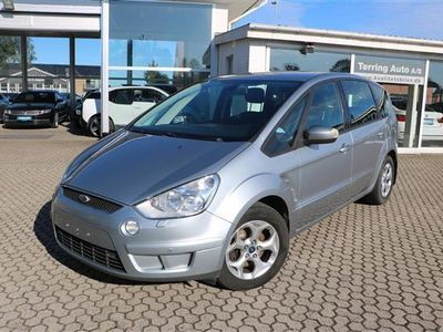 brugt Ford S-MAX 2,0 TDCi DPF Trend 140HK 6g - Personbil - Sølv