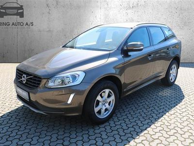 second-hand Volvo XC60 2,0 D3 Kinetic 150HK 5d 6g - Personbil - brunmetal