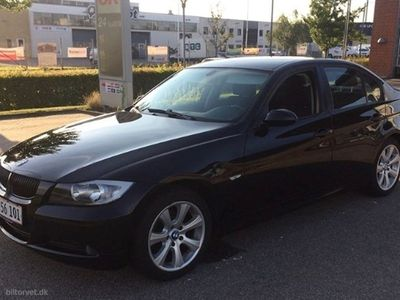 second-hand BMW 320 i 2,0 150HK 6g