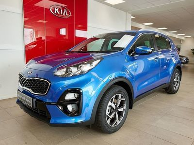 brugt Kia Sportage 1,6 CRDI Collection 1 MHEV DCT 136HK 5d