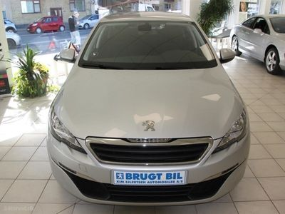 brugt Peugeot 308 SW 1,6 Blue e-HDI Active 120HK Stc 6g
