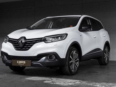 brugt Renault Kadjar 1,5 Energy DCI Bose Edition 110HK 5d 6g