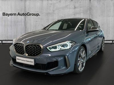 brugt BMW M135 i 2,0 Connected xDrive aut.