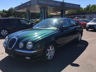 brugt Jaguar S-Type 3,0 238HK Aut.