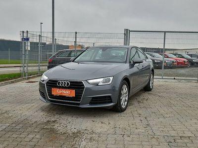 brugt Audi A4 2,0 TDi 190 S-tr.