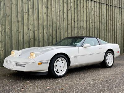 brugt Chevrolet Corvette Z01 35th Anniversary Limited