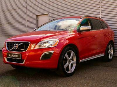 brugt Volvo XC60 2,0 D4 163 R-Design aut.