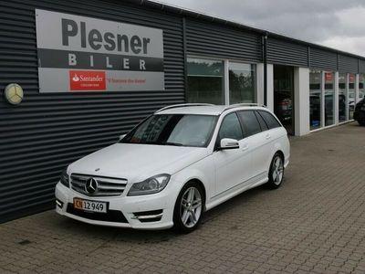 brugt Mercedes C250 2,2 CDi Avantgarde stc. BE Van