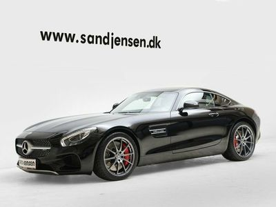 second-hand Mercedes AMG GT S 4,0 aut.