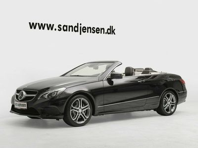 gebraucht Mercedes E400 0 Cabriolet aut.