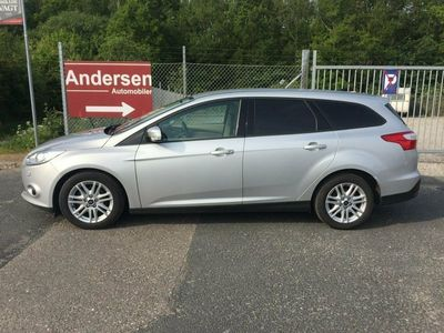 used Ford Focus 1,6 TDCi 115 Trend stc.