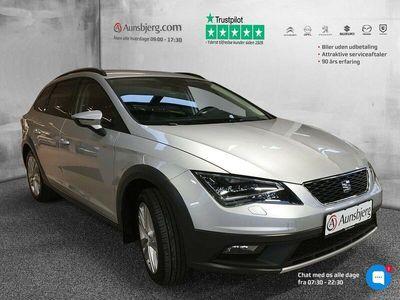 brugt Seat Leon 1,6 TDI Ecomotive Style Start/Stop 110HK Stc 6g
