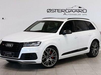 brugt Audi SQ7 4,0 TDi 435 quattro Tiptr. 7prs