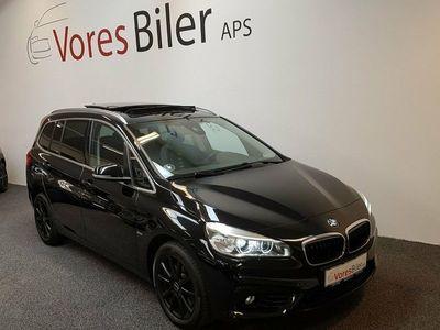 käytetty BMW 220 Gran Tourer d 2,0 Advant. aut. 7prs