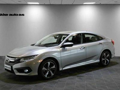 brugt Honda Civic 1,6 i-DTEC Executive