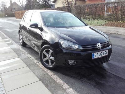 käytetty VW Golf 1,2 BlueMotion TSI Comfortline 105HK 5d 6g