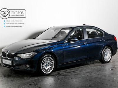 brugt BMW 320 d 2,0 ED