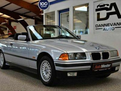 brugt BMW 320 Cabriolet i