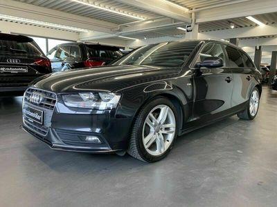 brugt Audi A4 2,0 TDi 177 S-line Avant quattro S-tr.