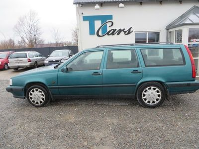 brugt Volvo 850 2,0 GLE stc.