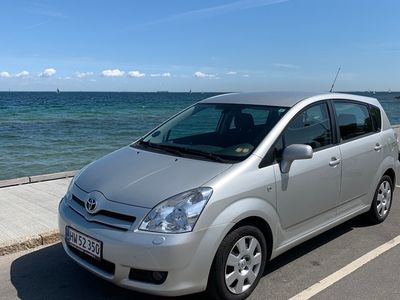 brugt Toyota Corolla Verso 1,8