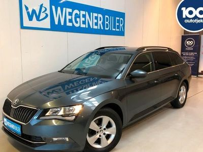 used Skoda Superb TDi 150 Ambition Combi DSG