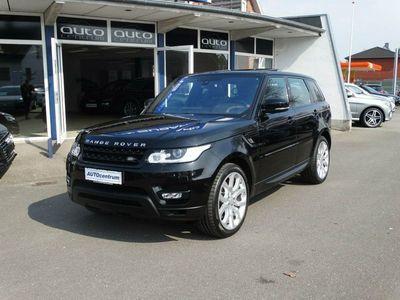 brugt Land Rover Range Rover Sport 4,4 SDV8 Autobiography aut.