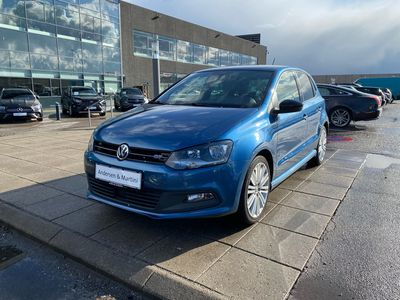 brugt VW Polo 1,4 TSI BMT ACT BlueGT 150HK 5d 6g