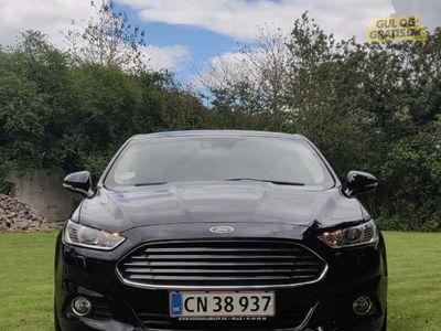 brugt Ford Mondeo Hatchback