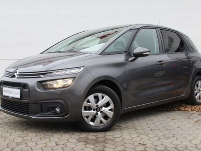 brugt Citroën C4 SpaceTourer 1,6 Blue HDi Iconic start/stop 120HK 6g