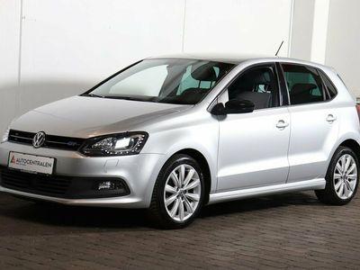 gebraucht VW Polo 1,4 TSi 150 BlueGT DSG