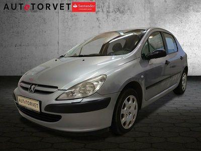 brugt Peugeot 307 1,6 XR aut.