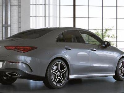 brugt Mercedes CLA200 d 2,0 CDI 8G-DCT 150HK 4d 8g Aut.