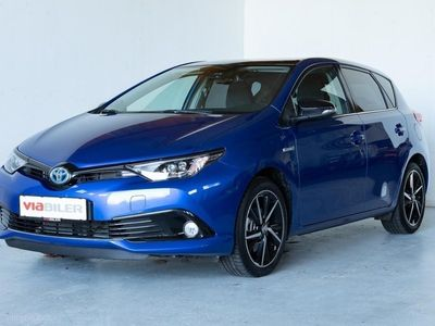 gebraucht Toyota Auris 1,8 B/EL Selected Bitone 136HK 5d Aut.