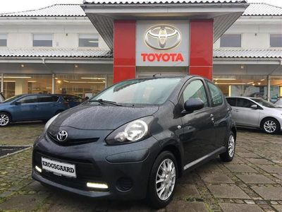 second-hand Toyota Aygo 1,0 VVT-I T2 Air 68HK 5d
