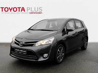 brugt Toyota Verso 7 pers. 1,8 VVT-I T2 premium + Skyview 147HK 6g C