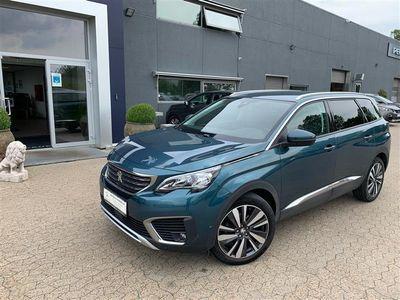 brugt Peugeot 5008 1,2 e-THP Allure 130HK