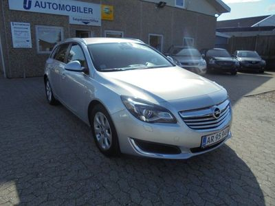 used Opel Insignia 2,0 CDTi 140 Edition ST eco