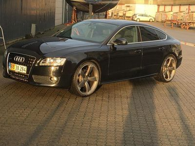 brugt Audi A5 Sportback 3,0 Van