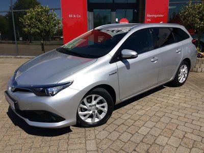 gebraucht Toyota Auris Hybrid 1,8 B/EL Comfort 136HK 5d Aut.