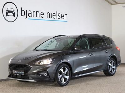 brugt Ford Focus 1,0 EcoBoost Active stc. aut.