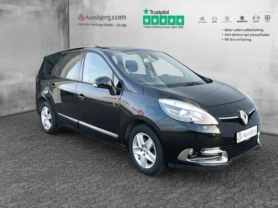 brugt Renault Grand Scénic III dCi 110 Limited Edition ESM 7p