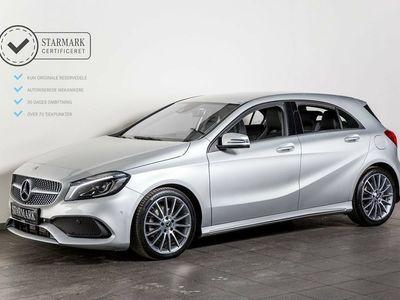 usata Mercedes A200 d 2,2 Edition aut.