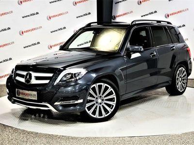 brugt Mercedes GLK250 2,2 BlueTEC aut. 4-M