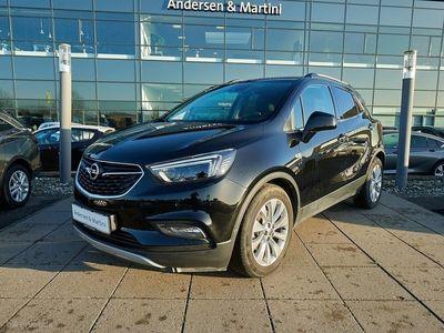 käytetty Opel Mokka X 1,4 Turbo INNOVATION Start/Stop 140HK 5d 6g