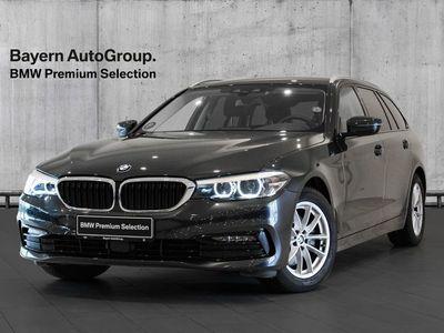 brugt BMW 520 i 2,0 Touring Sport Line aut.