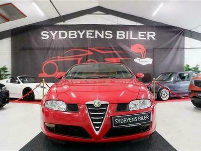 brugt Alfa Romeo GT 2,0 JTS Lusso 165HK 3d